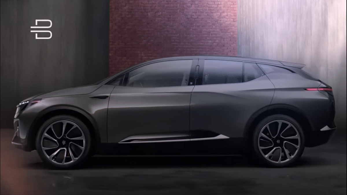 The first car off the assembly line will be in 2019.