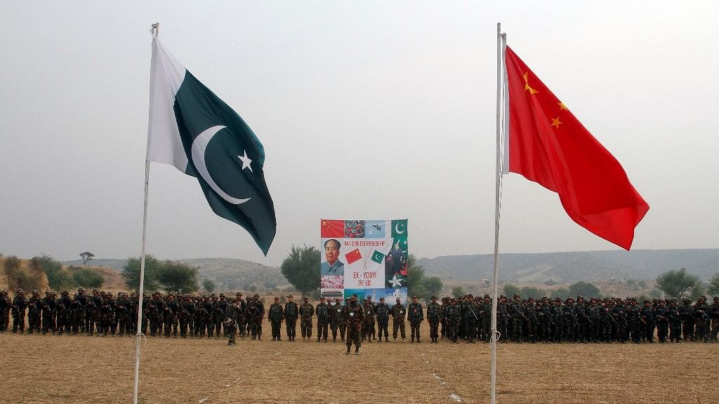 China Opposes US 'Finger-Pointing' at Pakistan After Trump's Tweet