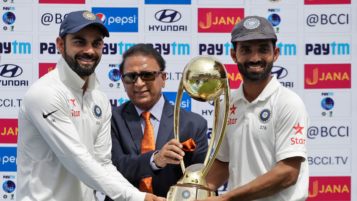 Indian Test vice-captain Ajinkya Rahane was not picked for Cape Town Test. Instead, Rohit Sharma took his spot.