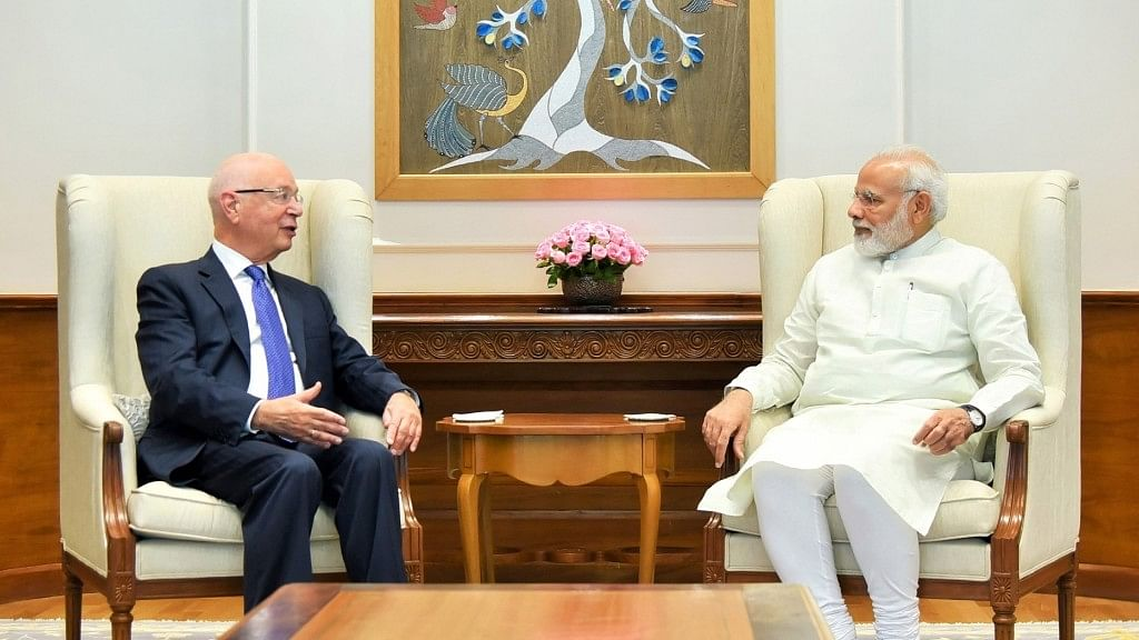 India an Image of Promise and Optimism: WEF Chairman