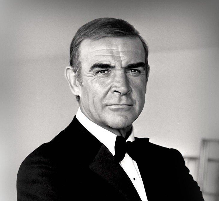 Sean Connery: The only Bond.