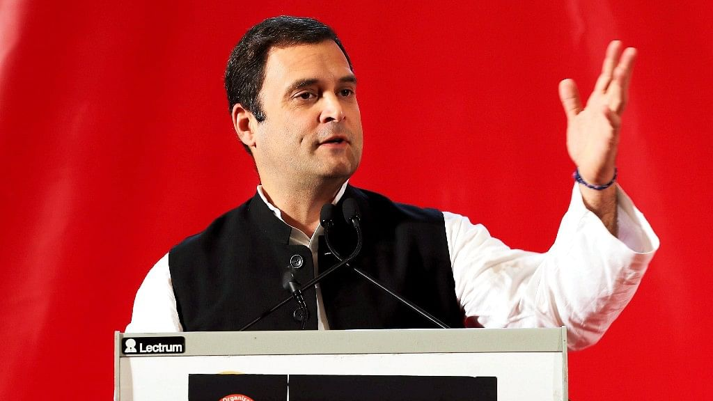 A New & Improved Congress Can Defeat BJP: Rahul Gandhi in Bahrain