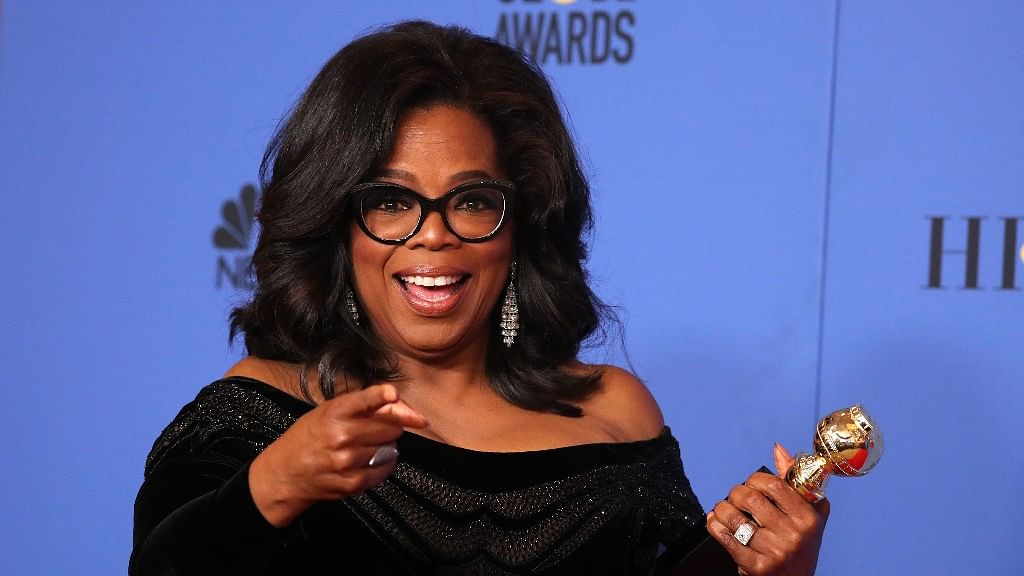 Oprah Winfrey Has a Dream: A Day When No One Has to Say 'Me Too'