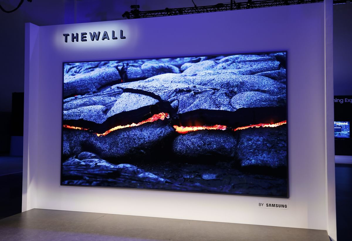 The Wall from Samsung is its next-big innovation in the space.