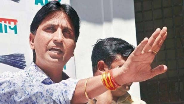Following the the Aam Aadmi Party's Rajya Sabha nominations announcement, Kumar Vishwas points fingers at the party for betraying him.