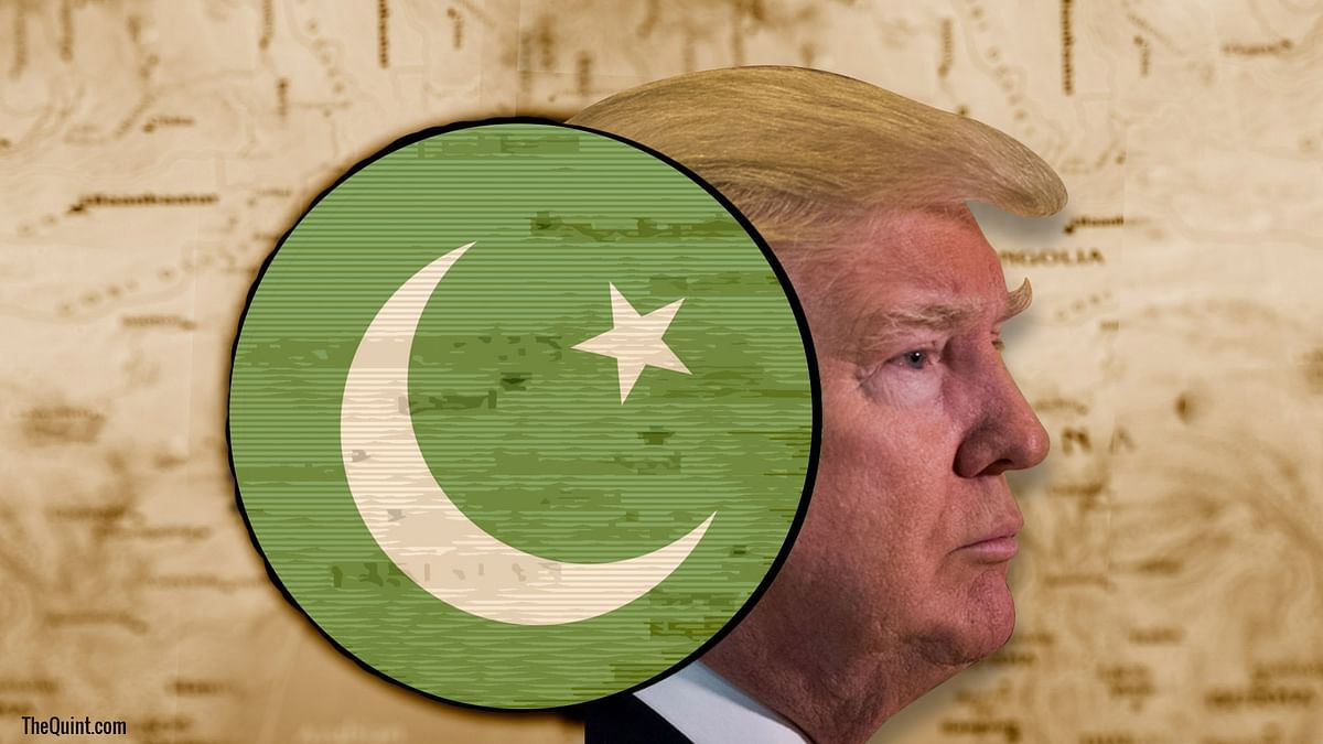 Pakistan Has Given the US Nothing But Lies, Deceit: Donald Trump