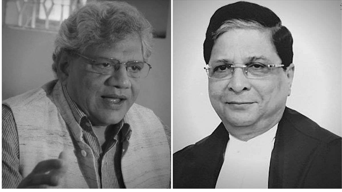 Yechury Discusses Possibility of CJI's Impeachment with Others