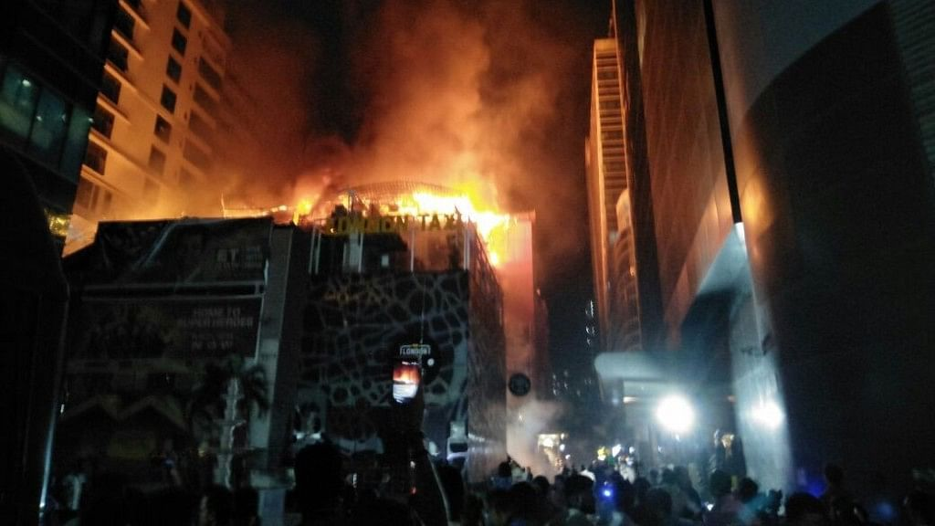Kamala Mills Fire: Owners of 1 Above Sent to Police Custody