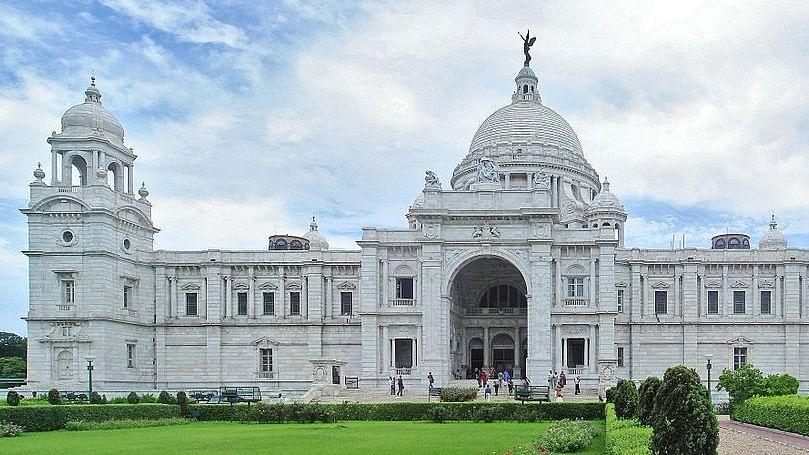 The Victoria Memorial in Kolkata. Image used for representational purposes.