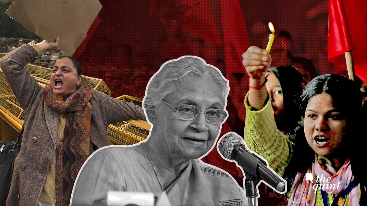 A Moment of Extreme Frustration Post Nirbhaya: Sheila Dikshit