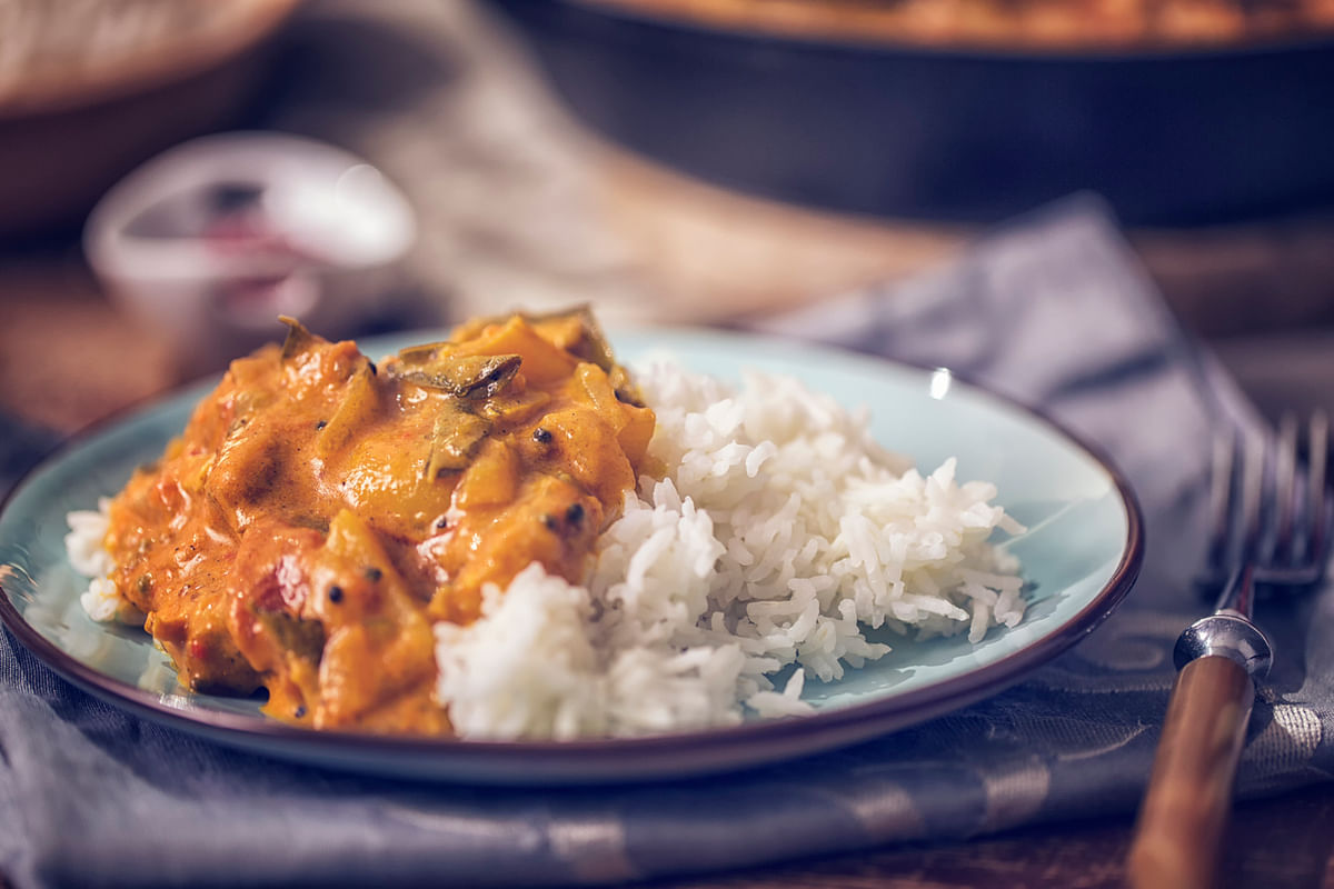 With time, many non-Asians have learnt to cook South Asian cuisines, including Indian.