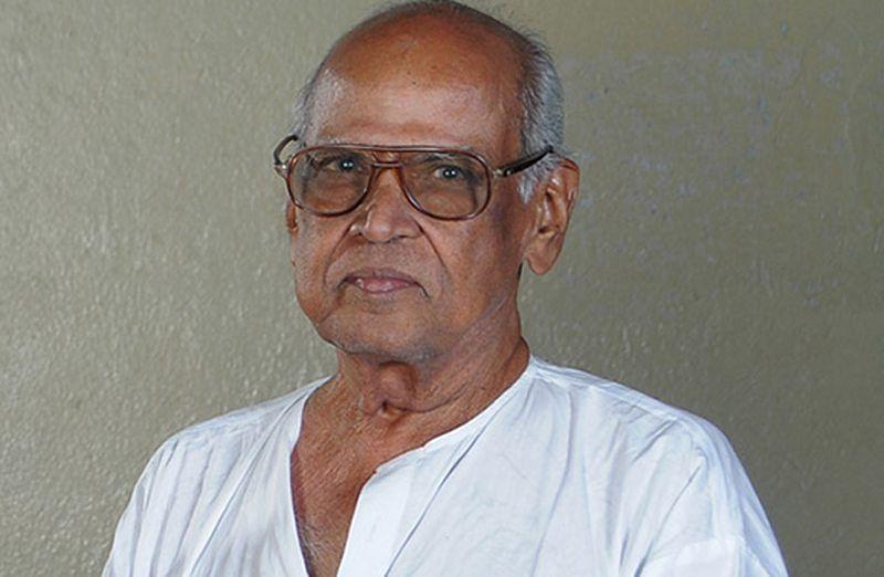 Telugu film-maker, artist and cartoonist Bapu