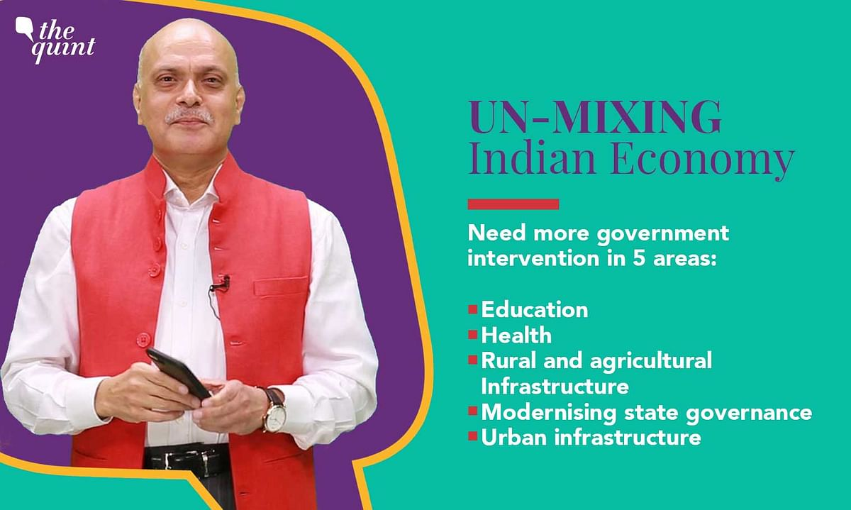 UN-MIX India's Economy: Completely. Totally. Brutally.