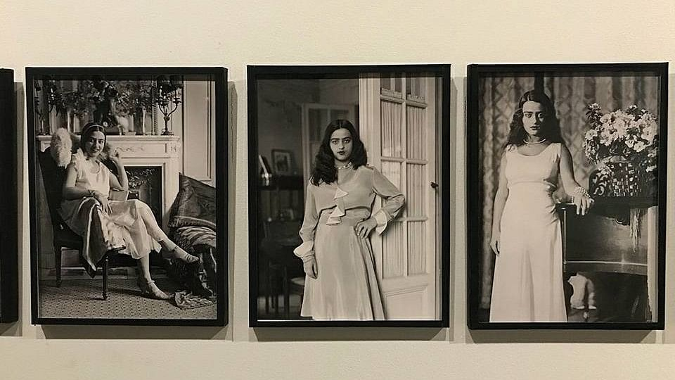 From Amrita Sher-Gil: Portraits and reveries.