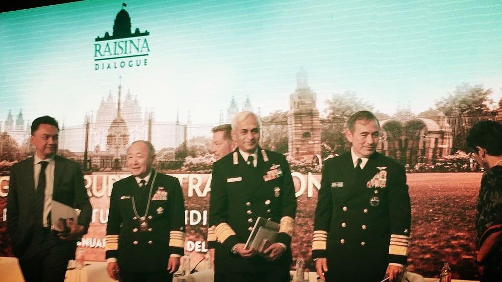 Raisina Dialogue 2018: Quad Naval Chiefs Have All Eyes on China