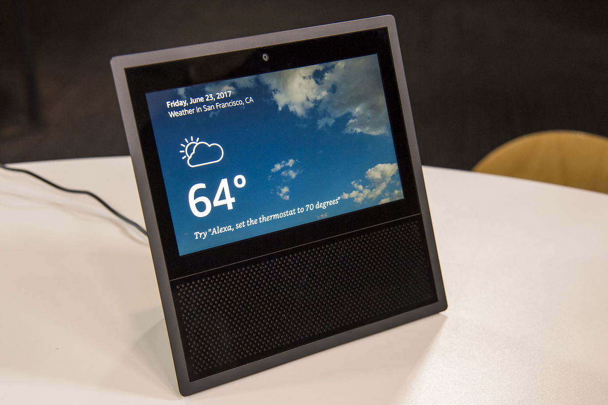 Amazon Echo Show will go up against devices from Lenovo and JBL.