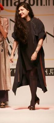 Designer Ragini Ahuja. (File Photo: Amlan Paliwal/IANS)