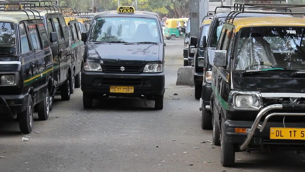 """<span style=""""white-space: pre-wrap; background-color: rgb(255, 255, 255);"""">The government has fixed a minimum fare of Rs 44 on small cabs and Rs 80 for luxury cabs.</span>"""