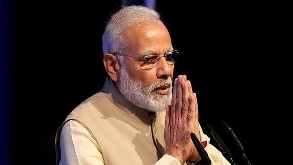 PM Modi narrated India's growth story at an event with CEOs hailing from across the world, in Davos.