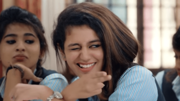 Actor Priya Varrier Most Searched Personality on Google in 2018