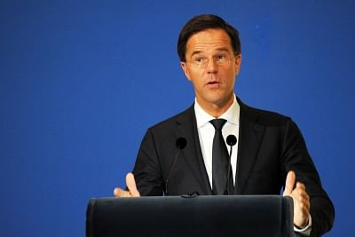 Prime Minister of the Netherlands Mark Rutte. (File Photo: IANS)