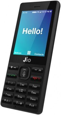 JioPhone. (File Photo: IANS/RIL)