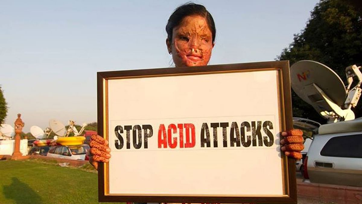 PIL on Acid Attack Victims: SC Notice to Centre, States at UTs