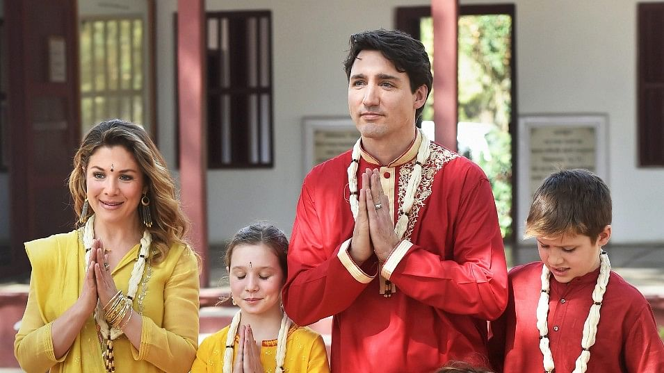 Taj Mahal to Golden Temple,  Trudeau Wraps First Leg of India Trip