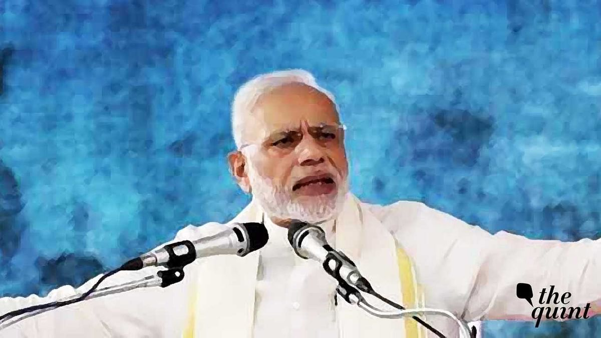 There are three aspects of Prime Minister Narendra Modi's speech in parliament -- which was probably his most combative in recent times -- that deserve attention.