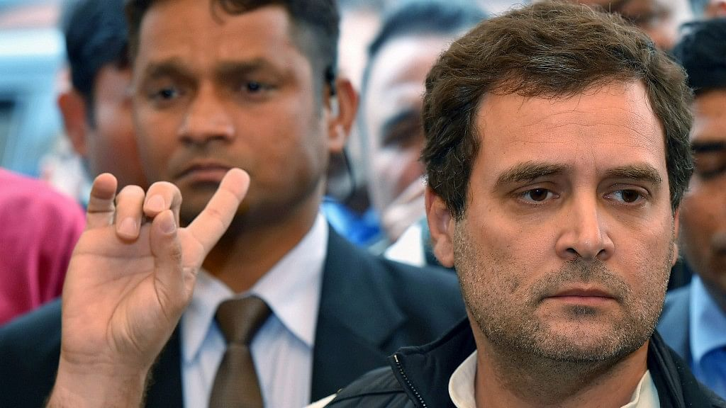 Rahul Questions PM's Silence on Rafale Deal in his LS Speech