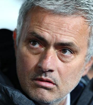 Jose Mourinho. (Xinhua/Gong Bing/IANS)