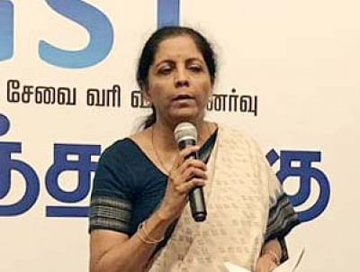 Defence Minister Nirmala Sitharaman. (File Photo: IANS)