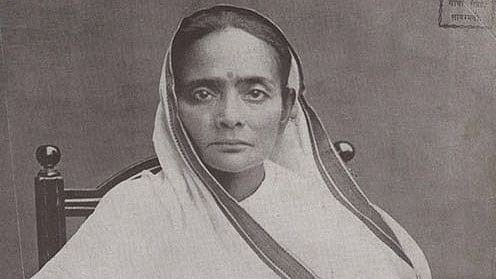 Kasturba Gandhi, the silent leader of the Indian Independence Movement.
