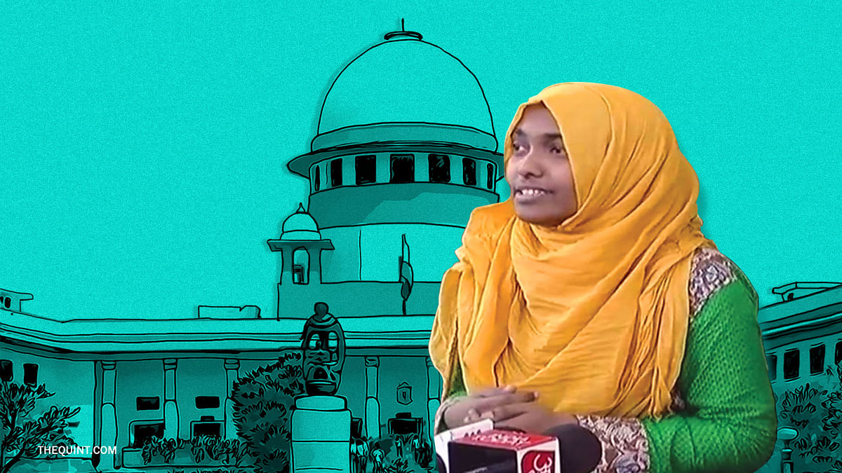 "The Supreme Court was unimpressed by Hadiya' father's argument that she was a ""vulnerable adult""."