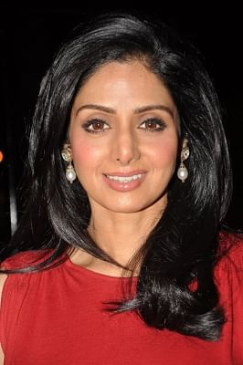 Veteran actress Sridevi. (File Photo: IANS )