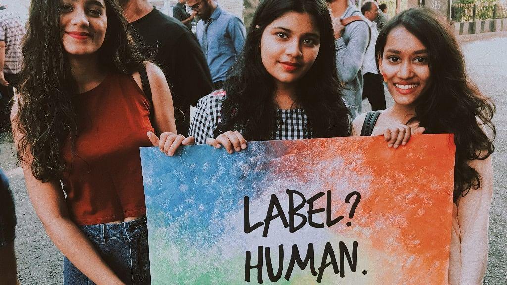 Photos: Sec 377 Quit India, Cries LGBTQ Community at Mumbai Pride