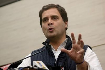 Congress president Rahul Gandhi.(Photo: IANS)