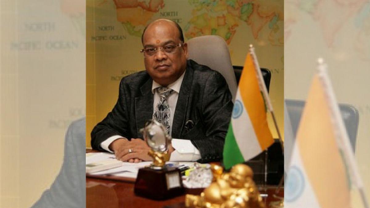 Rotomac Pens owner Vikram Kothari.