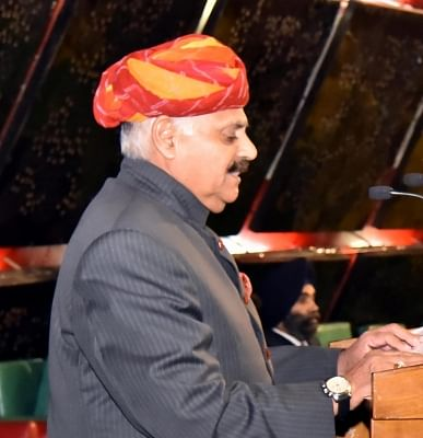 Punjab Governor VP Singh Badnore. (Photo: IANS)