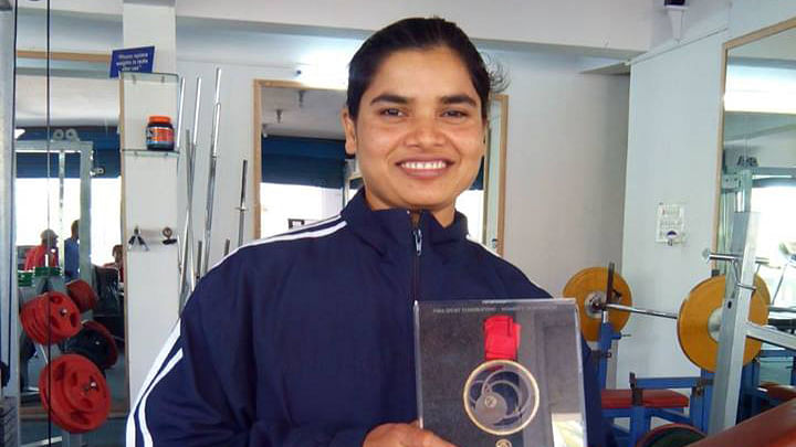 Sakina Khatun is the only Indian para-athlete to clinch a medal at the CWG.