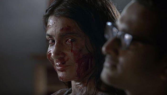 Anushka Sharma in the third teaser of <i>Pari.</i>