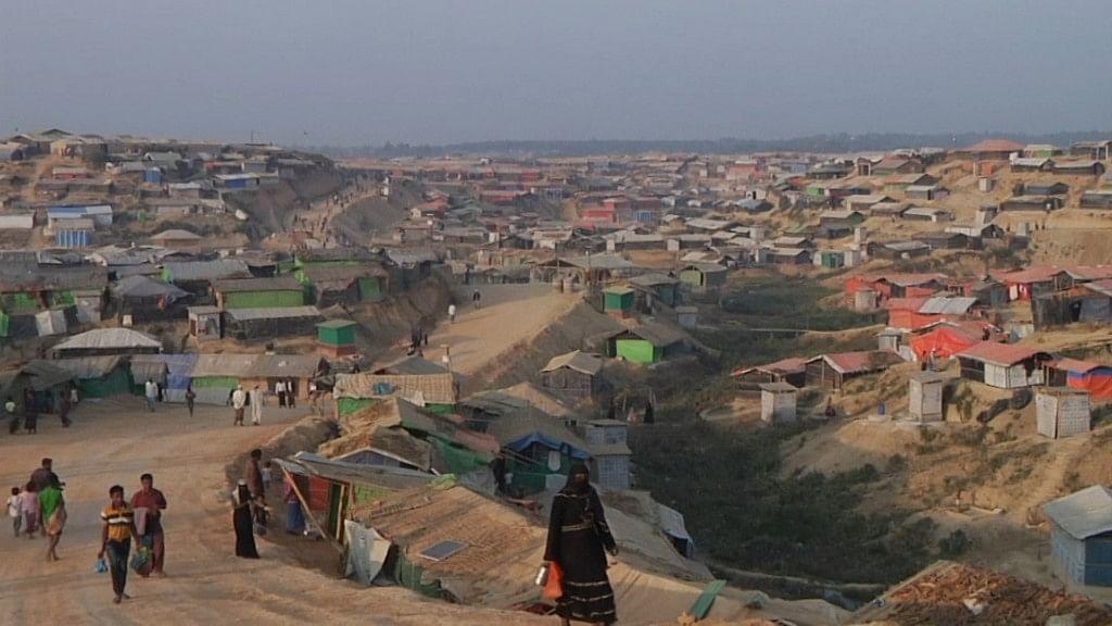 Coronavirus Closes in on Rohingya Refugees in Bangladesh's  Camps
