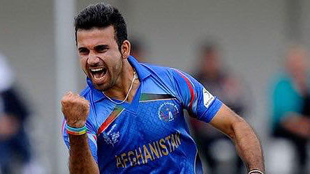 Dawlat Zadran picked up a hat-trick as Afghanistan shocked former world champions West Indies by 29 runs.