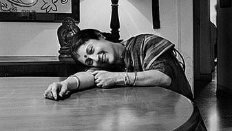 Actor-director Aparna Sen.