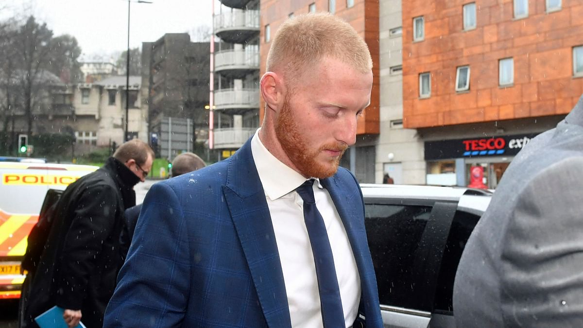 Ben Stokes has pleaded not guilty to a charge of affray.