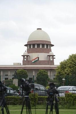 Supreme Court of India. (File Photo: IANS)