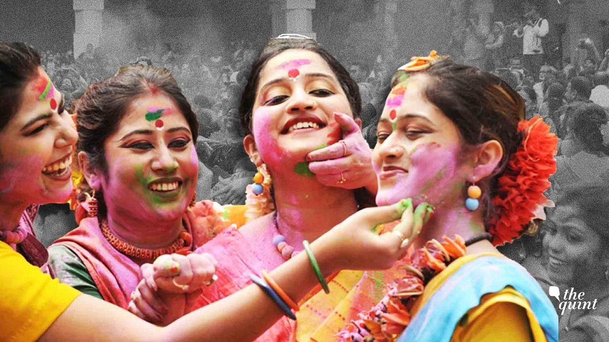 While the rest of the country celebrates Holi, Bengal celebrates Dol Yatra.