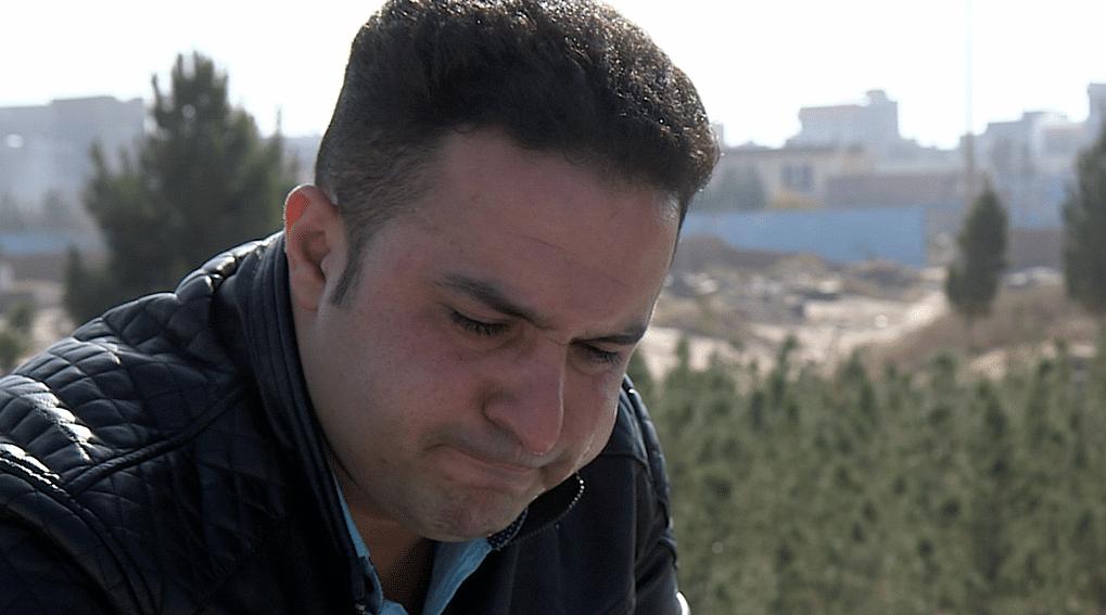 Farhad is seeking medical help for PTSD.