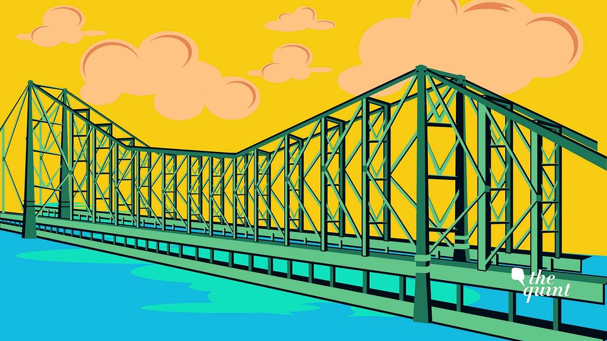 In Photos: Here's How The Iconic Howrah Bridge Came To Be