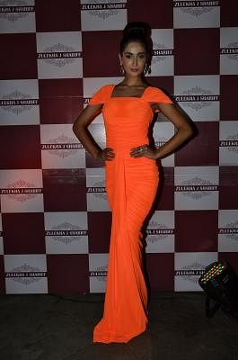 Model Alankrita Sahai. (Photo: IANS)